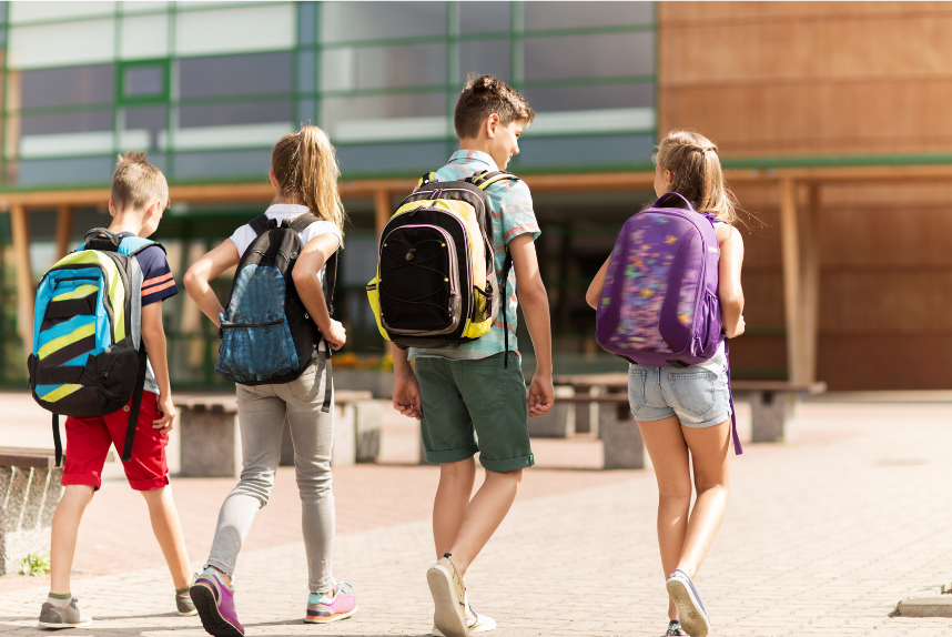 Back to School and Healthy Habits
